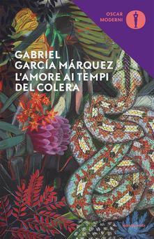 L'amore ai tempi del colera di Marquez Gabriel Garcia