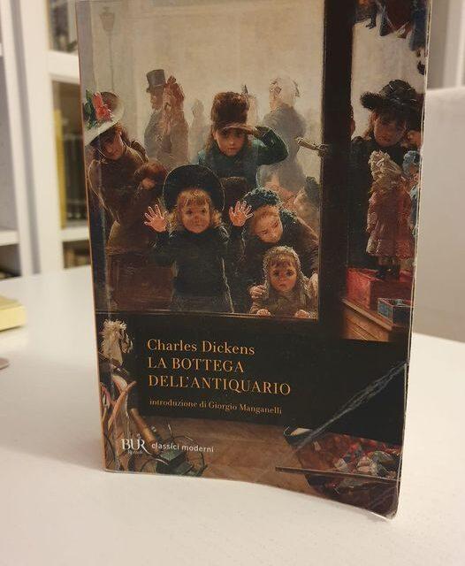 La bottega dell'antiquario di Charles Dickens
