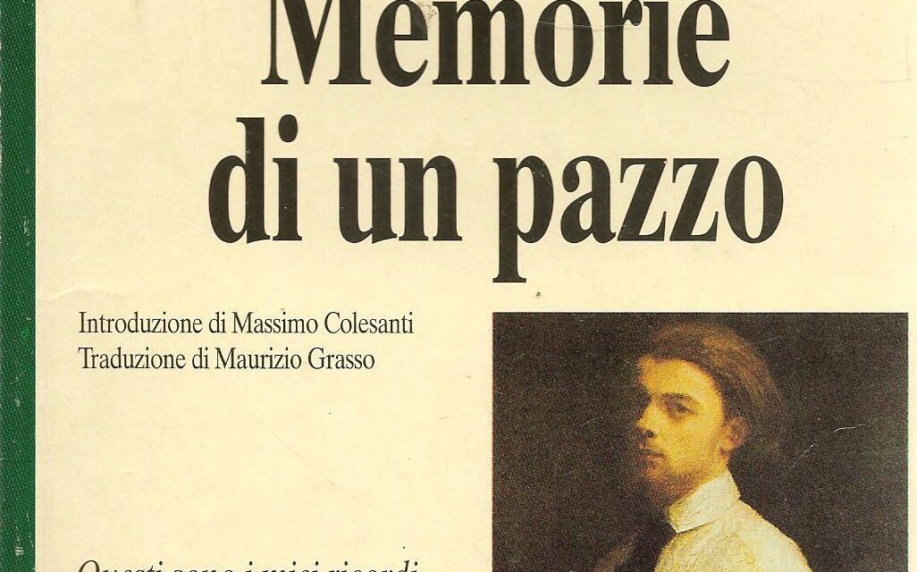 """ Le memorie di un pazzo "" di Flaubert"