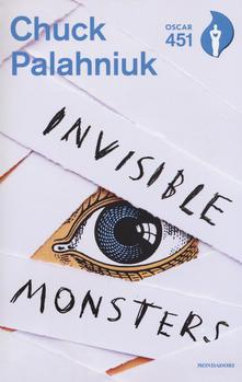 """Invisible monsters"" di Chuck Palahniuk"