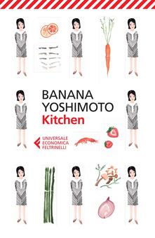 """""""Kitchen"""" di  Banana Yoshimoto"""