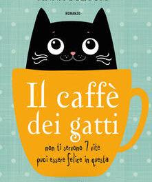 """""""Il caffè dei gatti"""" di Anna Solyom"""