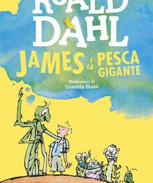 """ James e la pesca gigante"" di Roald Dahl"