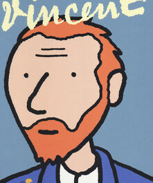 """Vincent"" di Barbara Stok (graphic novel)"