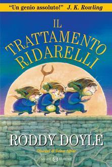 """""""Il trattamento ridarelli"""" di Roddy Doyle"""