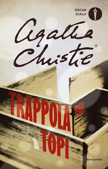 Trappola per topi di Agatha Christie