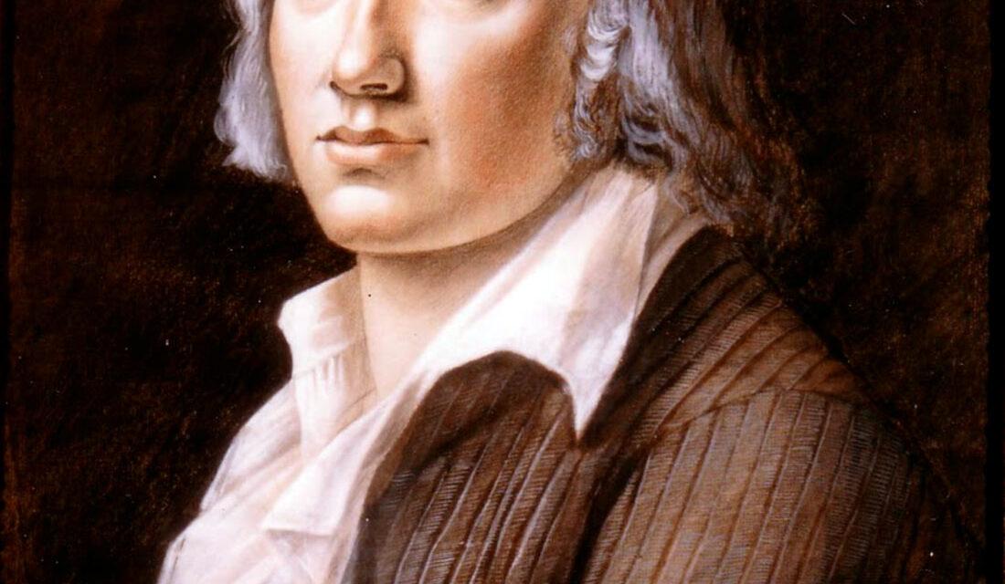 Nel 1770 nasceva Friedrich Hölderlin