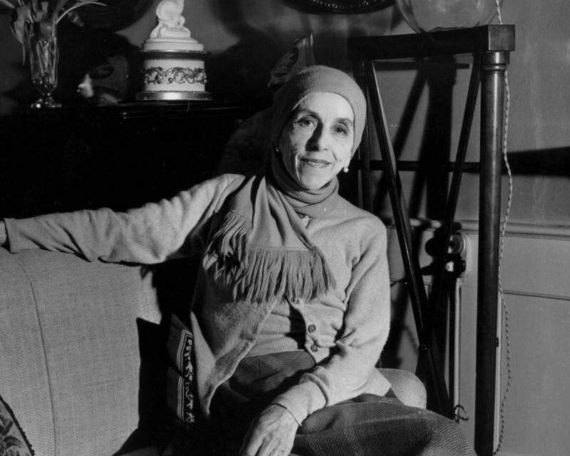 Il 17 aprile del 1885 nasceva a Rungsted, Karen Blixen