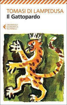 Il Gattopardo di Tomasi di Lampedusa