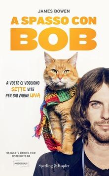 A spasso con Bob di James Bowen