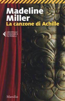 """""""La canzone di Achille"""" di M.Miller"""