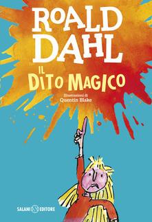 """""""Il dito magico"""" di Roald Dahl"""