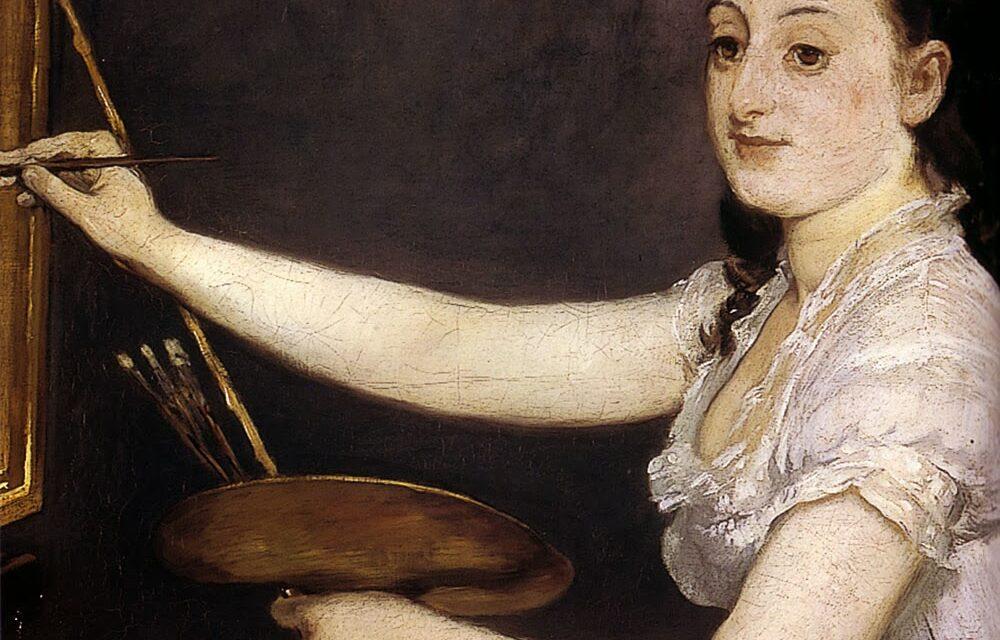 Il 6 maggio del 1883 moriva a Parigi, Eva Gonzalès