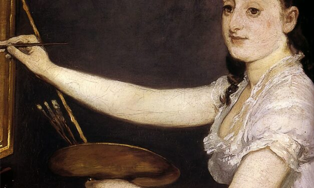 Il 19 aprile del 1849 nasceva a Parigi,Eva Gonzalès