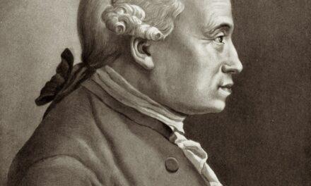 Il 22 aprile del 1724 nasceva a Königsberg, Immanuel Kant
