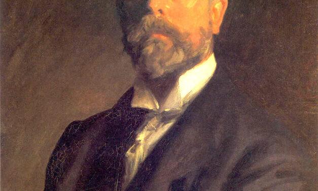 Il 17 aprile del 1925 moriva a Londra, John Singer Sargent