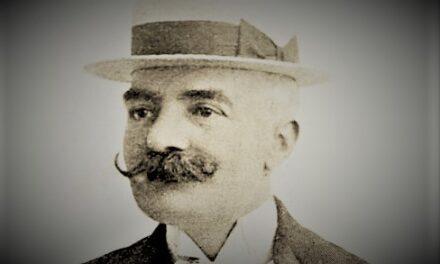 Il 25 aprile del 1911 moriva a Torino, Emilio Salgari