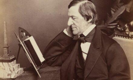 Il 27 aprile del 1882 moriva a Concord, Ralph Waldo Emerson