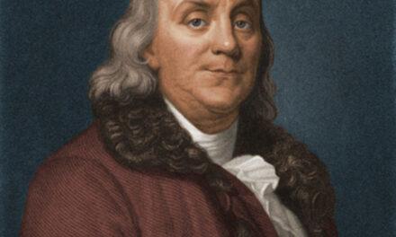 Il 17 aprile del 1790 moriva a Filadelfia,Benjamin Franklin