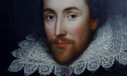 Il 23 aprile del 1616 moriva a Stratford-upon-Avon,William Shakespeare