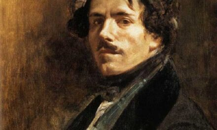 Il 26 aprile del 1798 nasceva aCharenton-Saint-Maurice,Eugène Delacroix