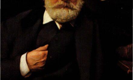 Il 22 maggio del 1885 moriva a Parigi, Victor Hugo