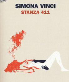 Stanza 411 di Simona Vinci