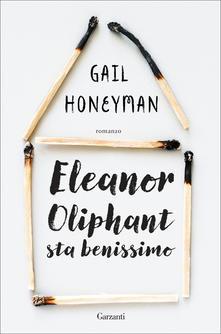 Eleonor Oliphant sta benissimo di Gail Honeyman