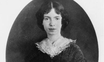 Il 15 maggio del 1886 moriva a Amherst,Emily Dickinson