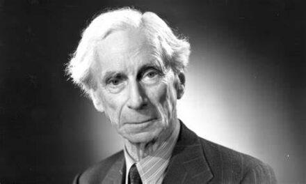 Il 18 maggio del 1872 nasceva a Trellech, Bertrand Russell