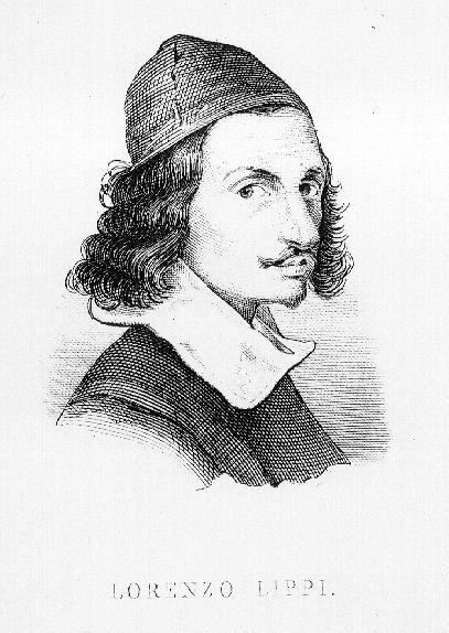 Il 3 o 4 maggio del 1606 nasceva a Firenze, Lorenzo Lippi