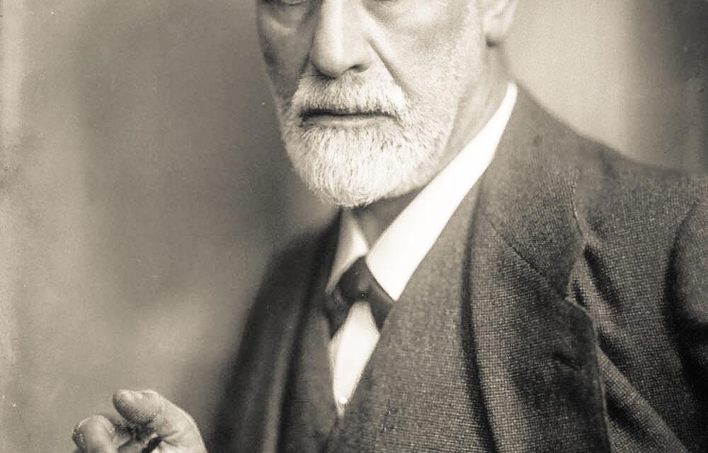 Il 6 maggio del 1856 nasceva a Freiberg,Sigmund Freud