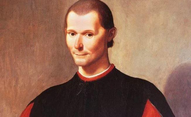 Il 3 maggio del 1469 nasceva a Firenze,Niccolò Machiavelli