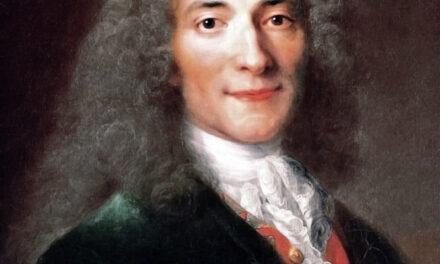 Il 30 maggio del 1778 moriva a Parigi, Voltaire