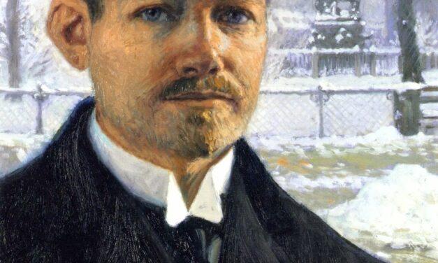 Il 1º o 2 maggio del 1934 moriva a Gentofte,Paul Gustave Fischer