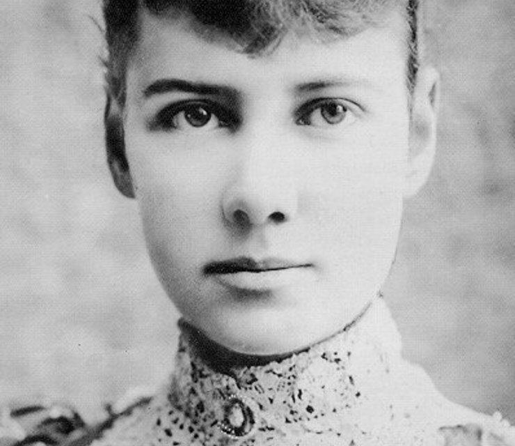 Il 5 maggio del 1864 nasceva a Burrell, Nellie Bly.