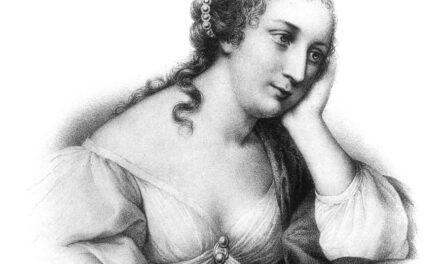 Il 25 maggio del 1693 moriva a Parigi, Madame Le Fayette