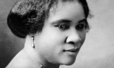 Il 25 maggio del 1919 moriva a Irvington, Madam C. J. Walker