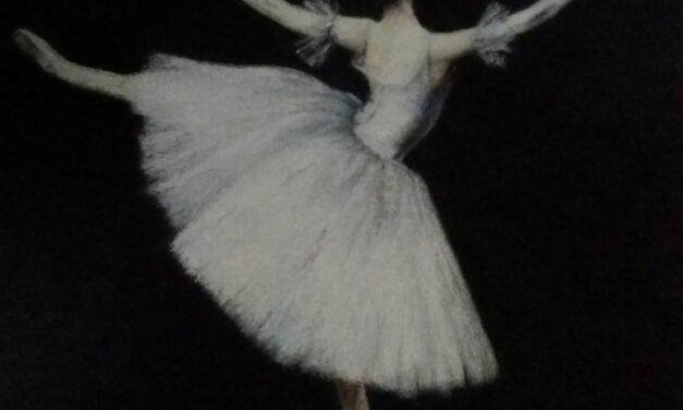 La ballerina di Domenico Intini