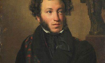 Il 6 giugno del 1799 nasceva a Mosca,Aleksandr Sergeevič Puškin