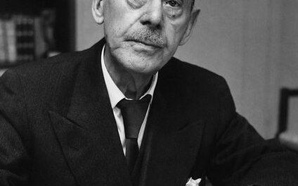 Il 6 giugno del 1875 nasceva a Lubecca, Thomas Mann