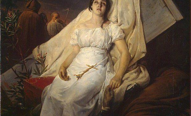 Il 30 giugno del 1789 nasceva a Parigi, Horace Vernet