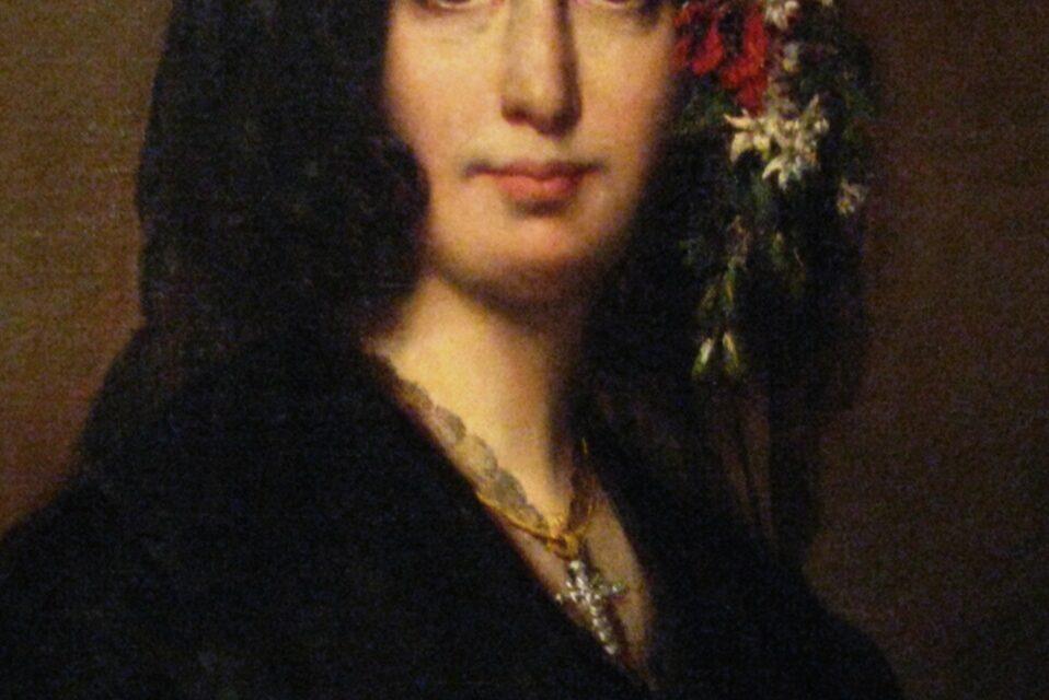 L'8 giugno del 1876 moriva a Nohant-Vic, George Sand