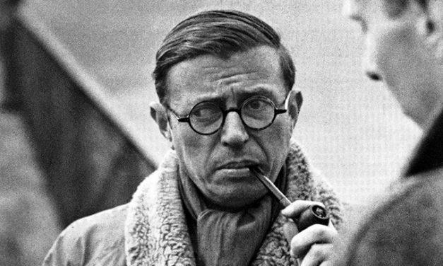Il 21 giugno del 1905 nasceva a Parigi,Jean-Paul Sartre