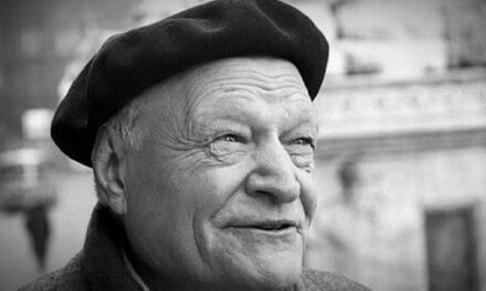 Il 1º giugno del 1970 moriva a Milano, Giuseppe Ungaretti