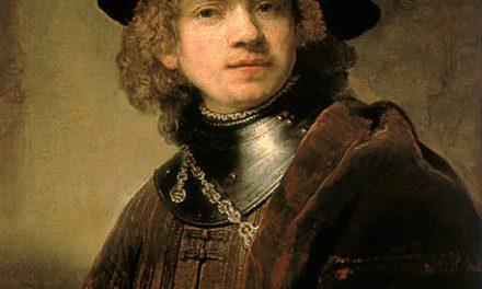 Il 15 luglio del 1606 nasceva a Leida, Rembrandt