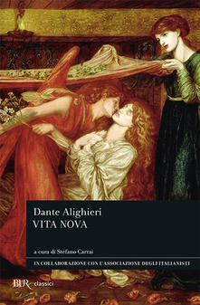 Vita nova  di Dante Alighieri