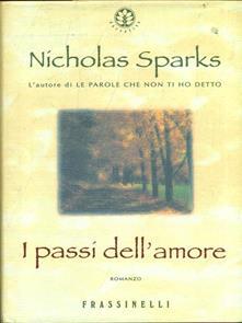 I passi dell'amore di Nicholas Sparks