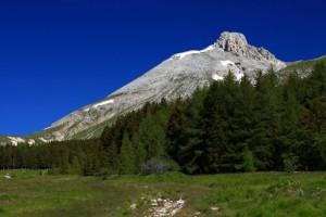Ai piedi della grande montagna  di Domenica Intini