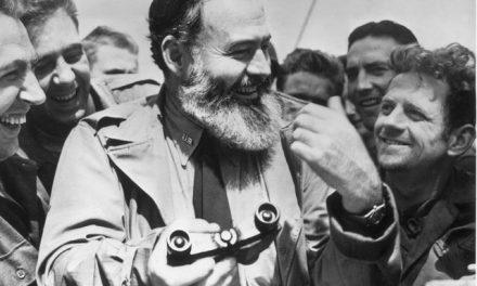 La poesia del giorno: Tu non sei di Ernest Hemingway